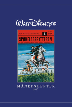 Walt Disney's månedshefter 1967