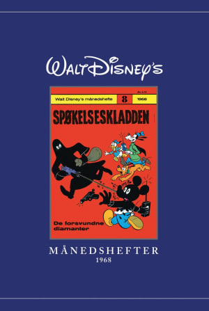 Walt Disney's månedshefter 1968
