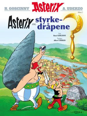 Asterix og styrkedråpene