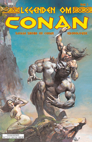Legenden om Conan