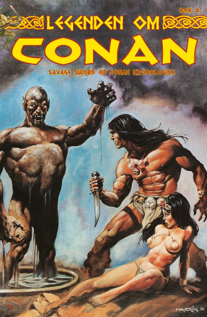 Legenden om Conan