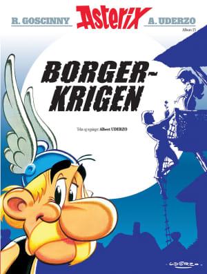 Asterix - borgerkrigen