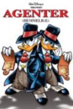 Walt Disney's Agenter (hemmelige)