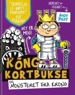 Kong Kortbukse og monsteret fra Krong