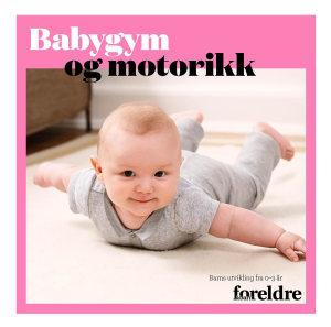 Babygym og motorikk