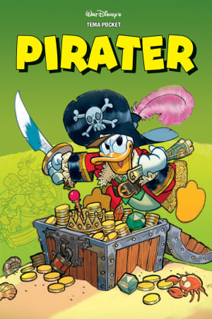 Walt Disney's pirater