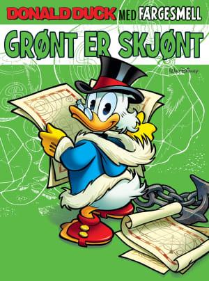 Donald Duck grønt er skjønt