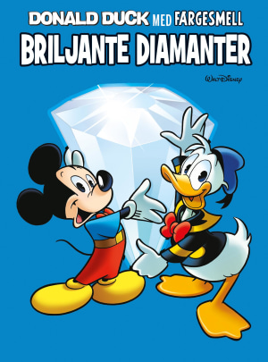 Briljante diamanter