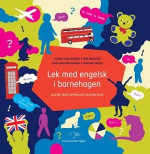 Lek med engelsk i barnehagen