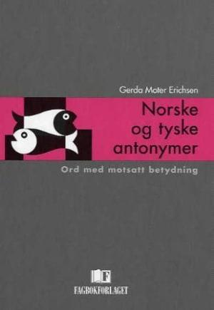 Norske og tyske antonymer