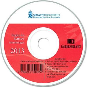 Regler for flyttbare innretninger 2013