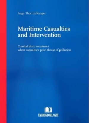 Maritime casualties and intervention