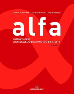 Alfa. Lærebok