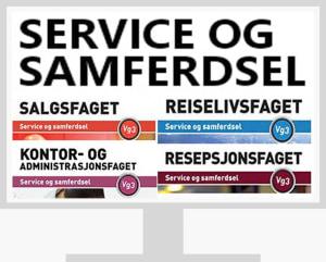 Service og samferdsel Vg3 - nettressurs