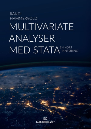 Multivariate analyser med STATA