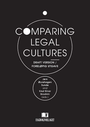 9788245020816 - Comparing legal cultures, draft version, foreløpig utgave - Bok