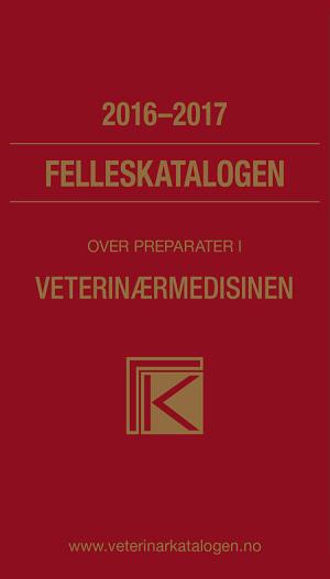 Veterinærkatalogen 2016/17