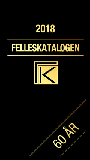 Felleskatalogen 2018, studentutgave