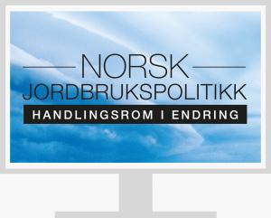 Norsk jordbrukspolitikk