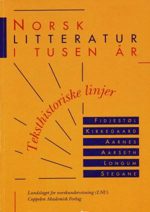 Norsk litteratur i tusen år