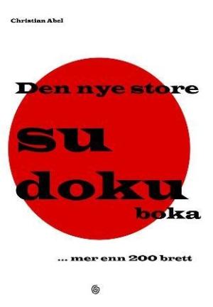 Den nye store su doku-boka