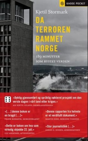 Da terroren rammet Norge