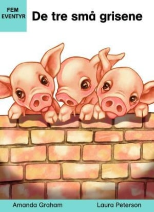 De tre små grisene