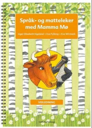 Språk- og matteleker med Mamma Mø