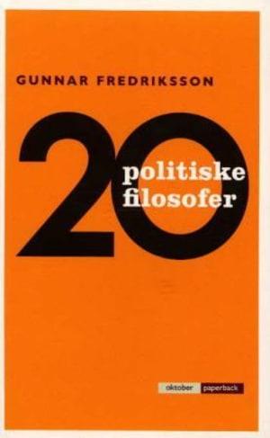 20 politiske filosofer