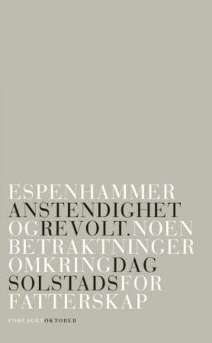 Anstendighet og revolt