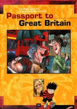 Passport to Great Britain