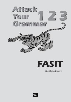 Attack your grammar 1 2 3