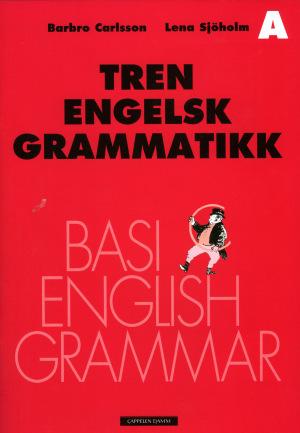 Tren engelsk grammatikk
