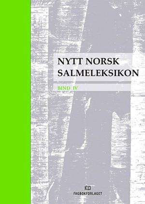 Nytt norsk salmeleksikon