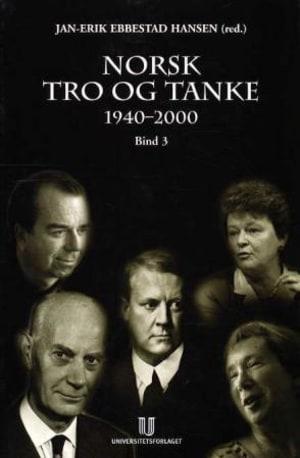 Norsk tro og tanke. Bd. 3