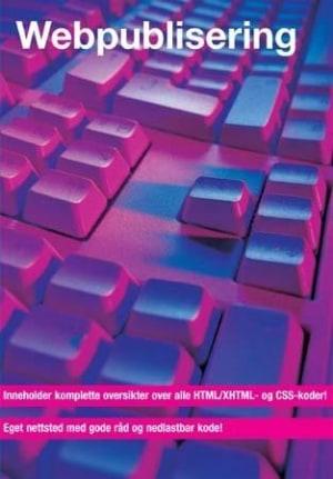 Webpublisering