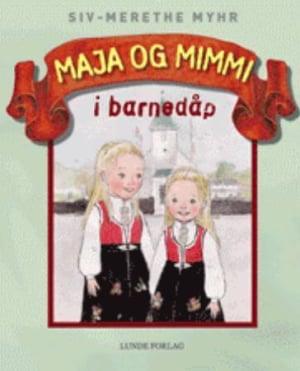 Maja og Mimmi i barnedåp