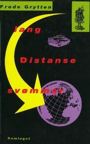 Langdistansesvømmar