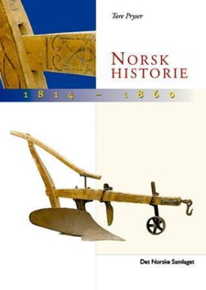 Norsk historie 1814-1860