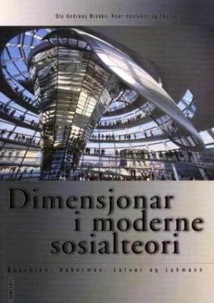 Dimensjonar i moderne sosialteori