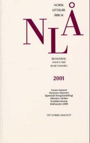 Norsk litterær årbok 2001