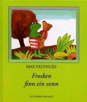 Frosken finn ein venn