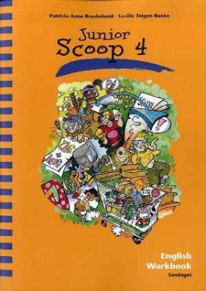 Junior Scoop 4 Workbook