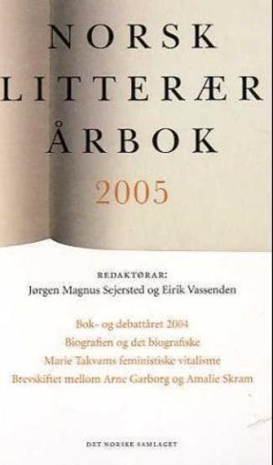 Norsk litterær årbok 2005