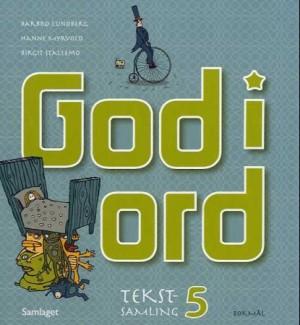 God i ord 5 Tekstsamling