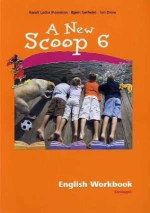 A New Scoop 6 Workbook