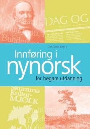 Innføring i nynorsk for høgare utdanning