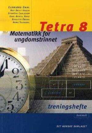 Tetra 8 Treningshefte BM
