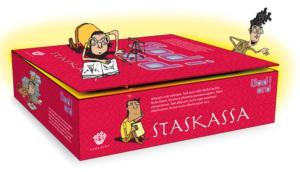 Staskassa. Norskfaglege spel og aktivitetar for 5.-7. trinn.