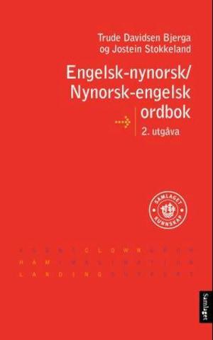 Engelsk-nynorsk, nynorsk-engelsk ordbok